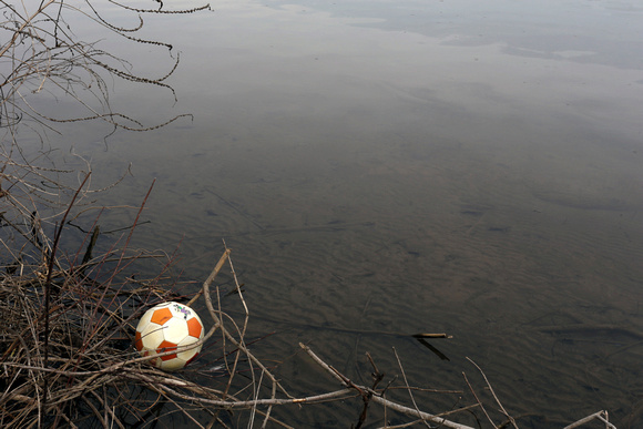 Soccer Ball for Ages 2+, near Fairmount Fish Ladder, 2013