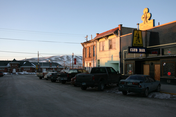 Fourth Street, Rawlins, WY (Rifleman)  2008